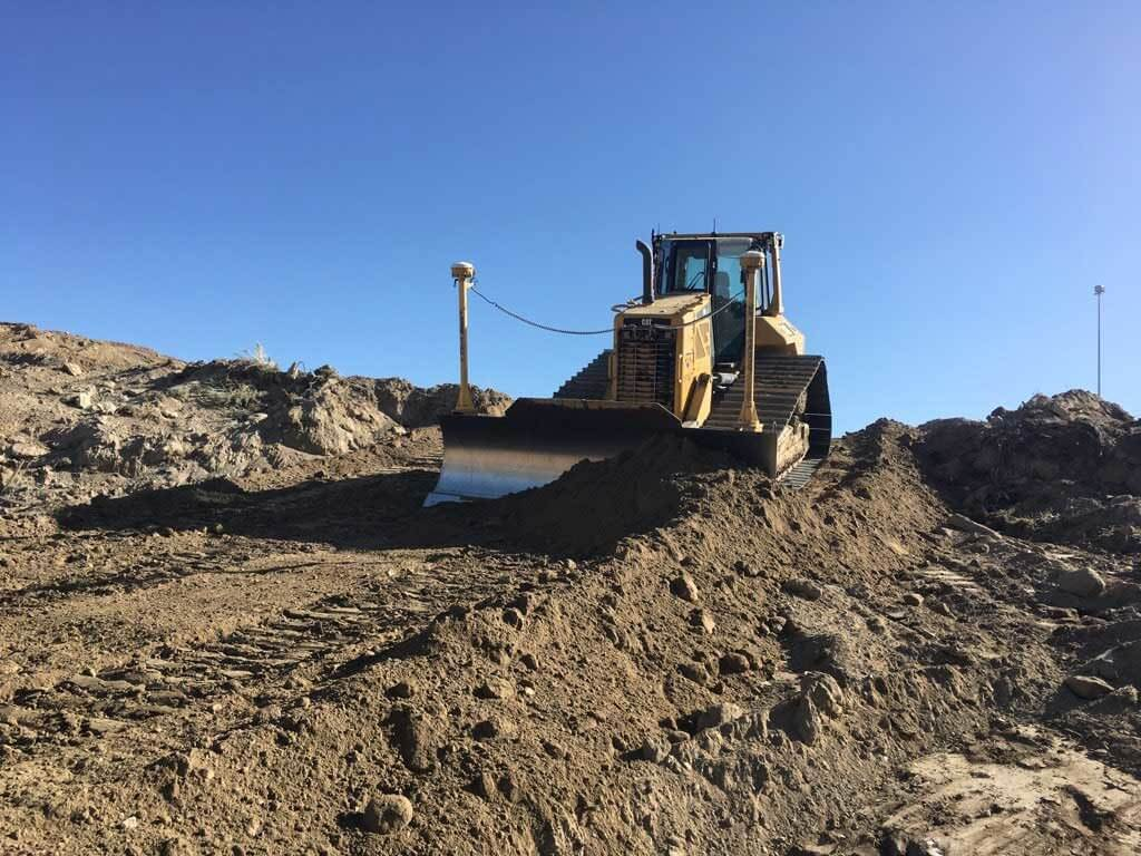 Ashton Blvd excavation