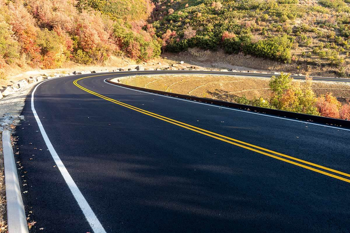 Cascade Springs Road Completed