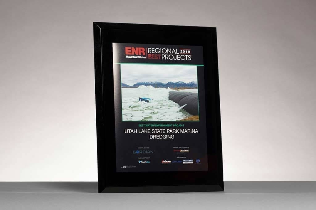 ENR Best Water Environment Project for 2019