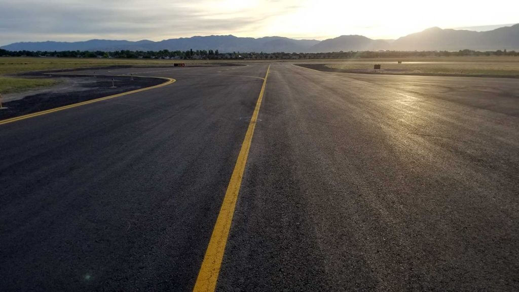 GRP Runway and Taxiway Rehabilitation