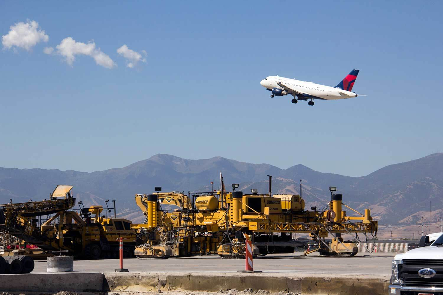 Salt Lake City International Airport Project