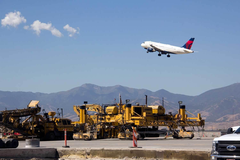 Salt Lake City International Airport Project