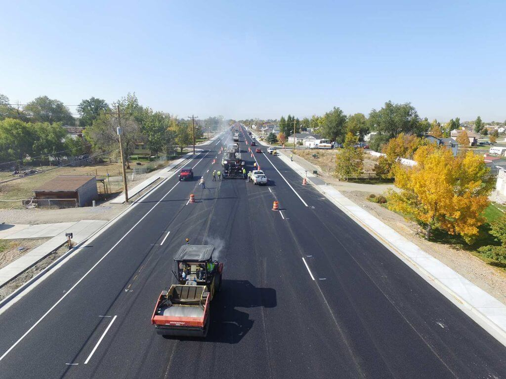 SR-37 Road Construction in West Haven