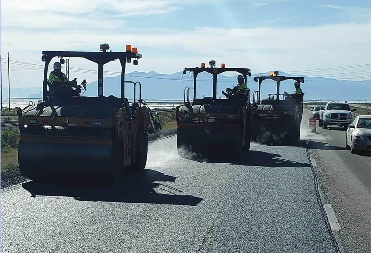 I-80 Preservation Asphalt Paving