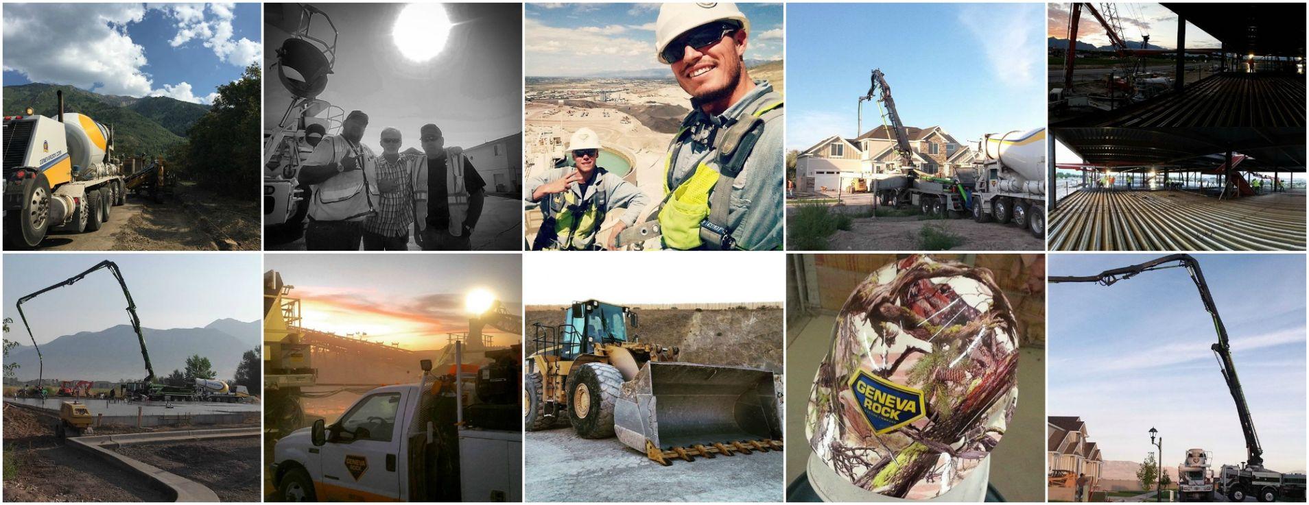 Geneva Rock on Instagram: August Photos