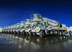 Geneva Rock Concrete Mixers, Concrete Trucks, Mixer Trucks, Utah Concrete