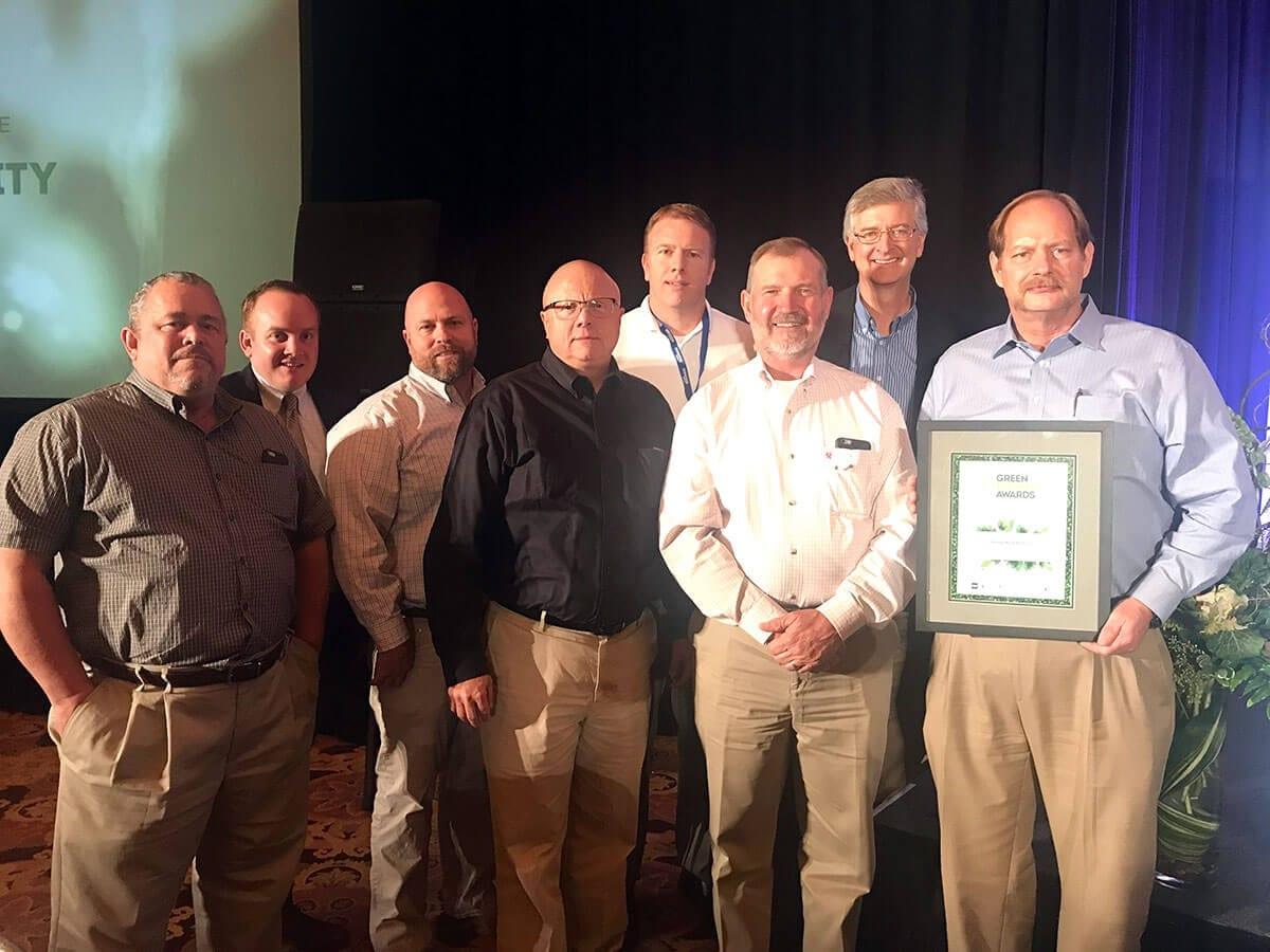 Geneva Rock - 2017 Green Energy Award Winner