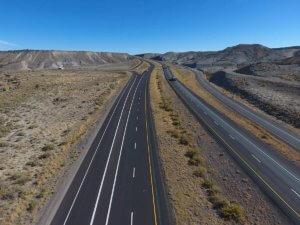 I-70; Emery County Microsurfacing