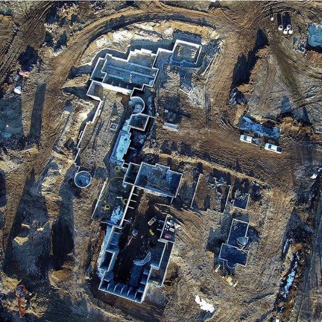 concrete for foundations utah