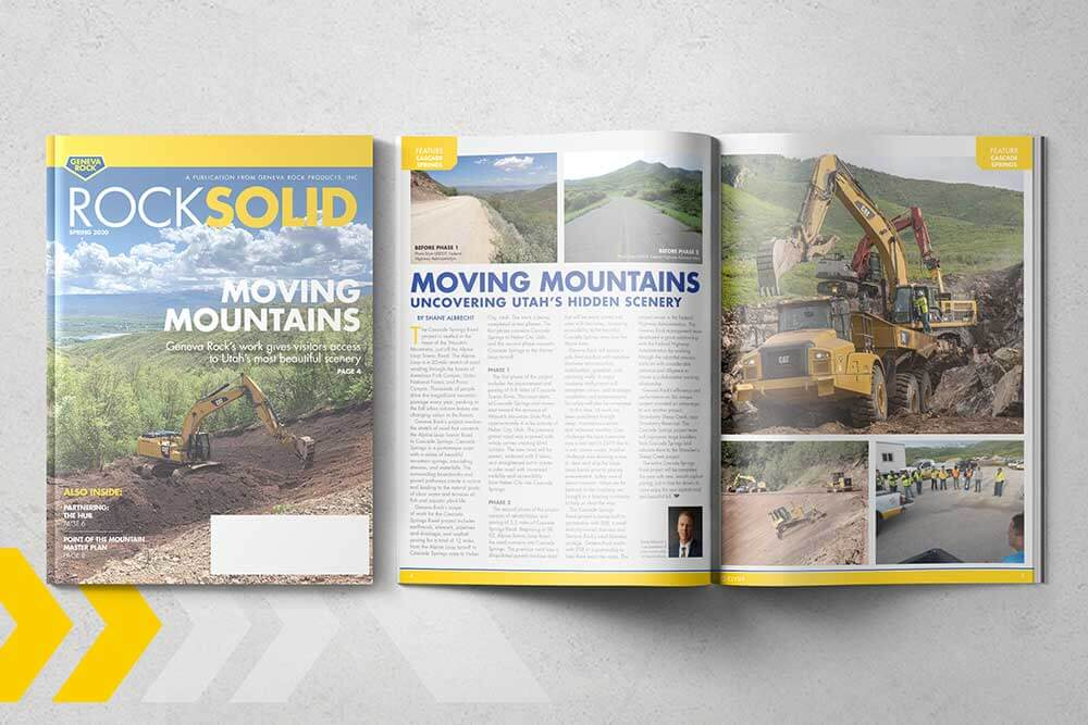 Rock Solid Moving Mountains