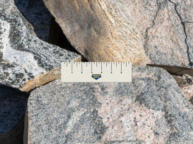 Split Rock landscape rock