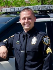 sgt johnson, draper police, fallen officer