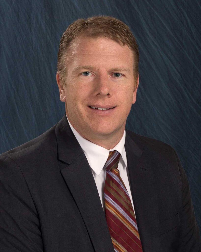 Shane Albrecht New Geneva Rock Vice President