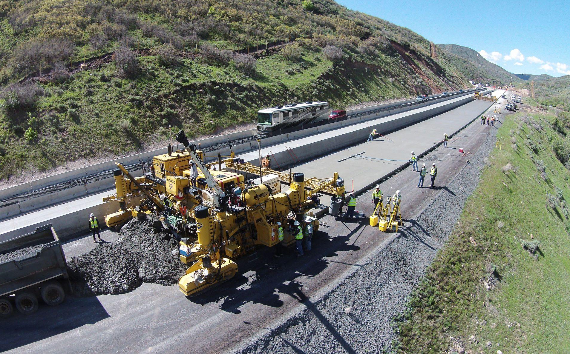 I-80: Silver Creek to Wanship