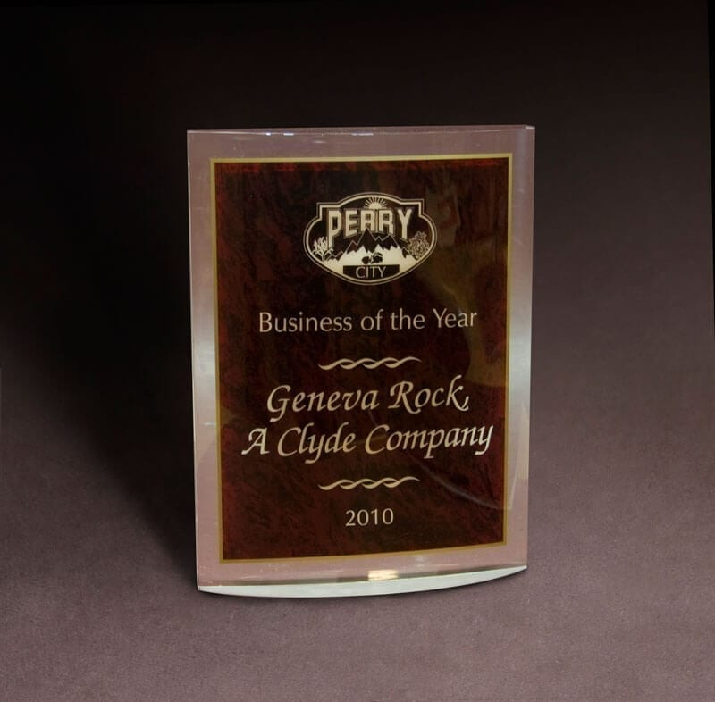 2010 Business of the Year – Perry
