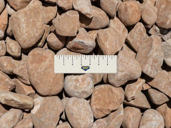 Decorative Cobble Stone Rock 2-4 inch