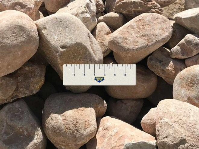 Cobblestone Decorative Rock 4-6 inch