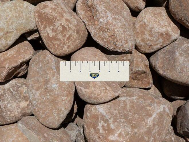Decorative Cobble Stone Rock 6- 12 inch