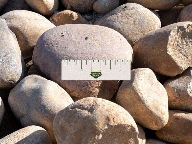6-12 inch cobblestone decorative rock