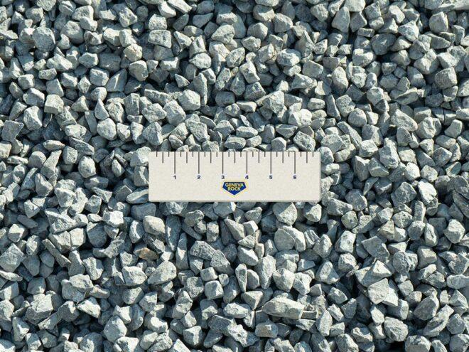 3/4 inch rock