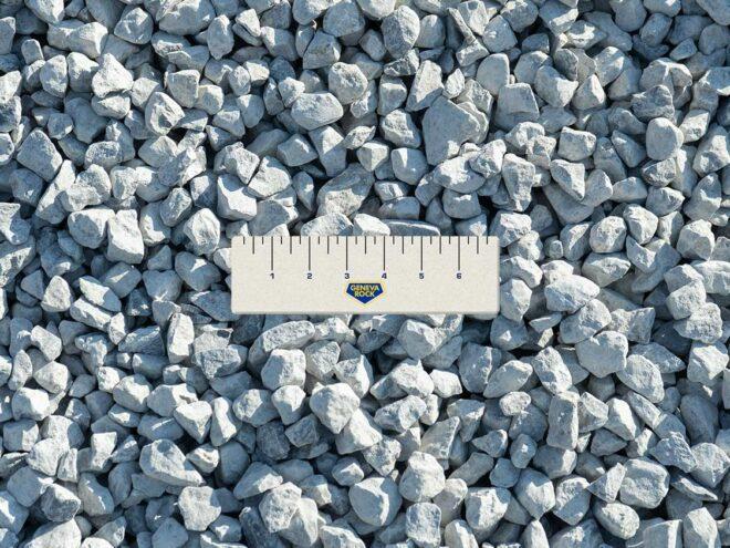 1 inch rock