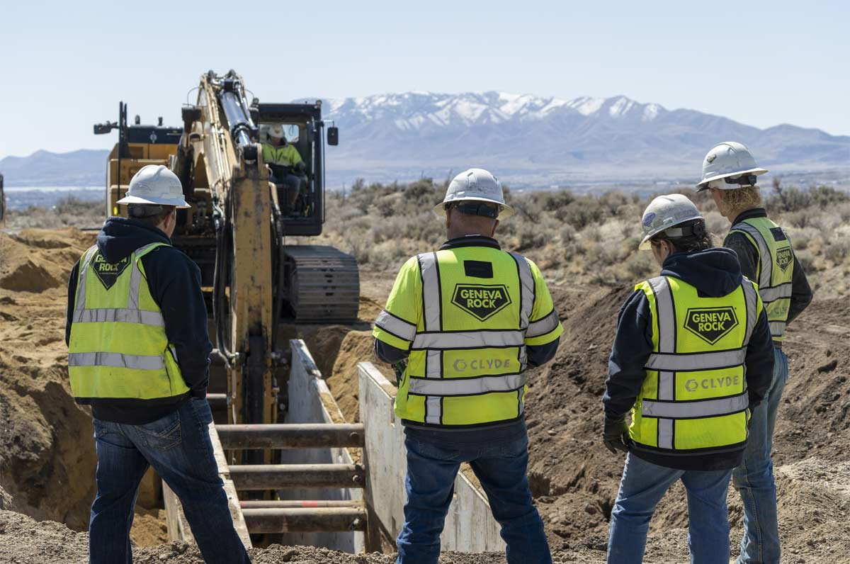 Reclamation Project in Lehi Transit Oriented Development
