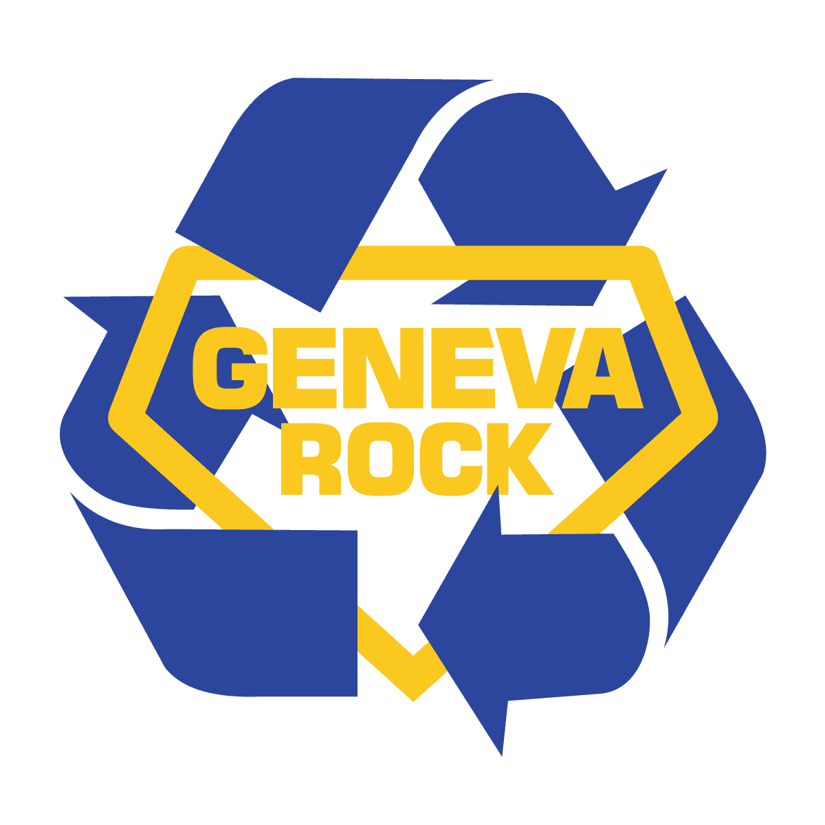 Geneva Rock Reduces, Reuses and Recycles