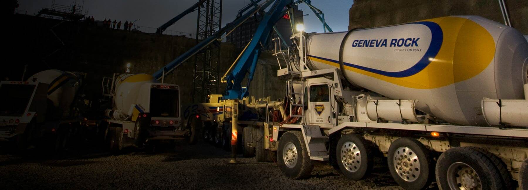Utah's most reliable source for ready-mix concrete for commercial, residential, and infrastructure